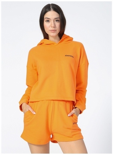 Aeropostale Sweatshirt Oranj